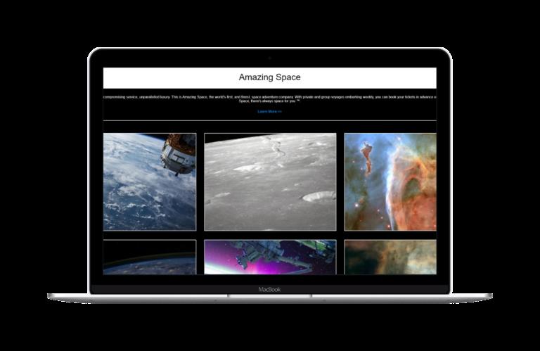 Virtual blog